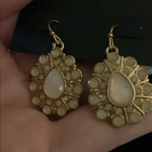 Stunning earrings from The Limited